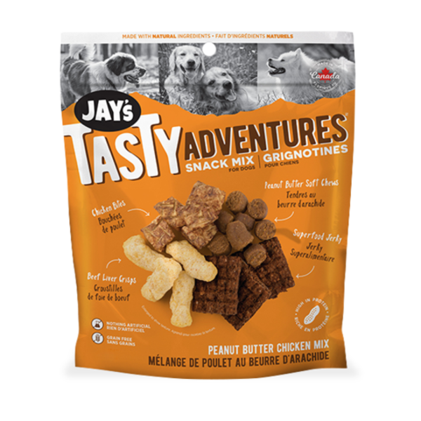 Jay's Tasty Adventures   Peanut Butter Chicken Snack Mix 100g | artloversgallery