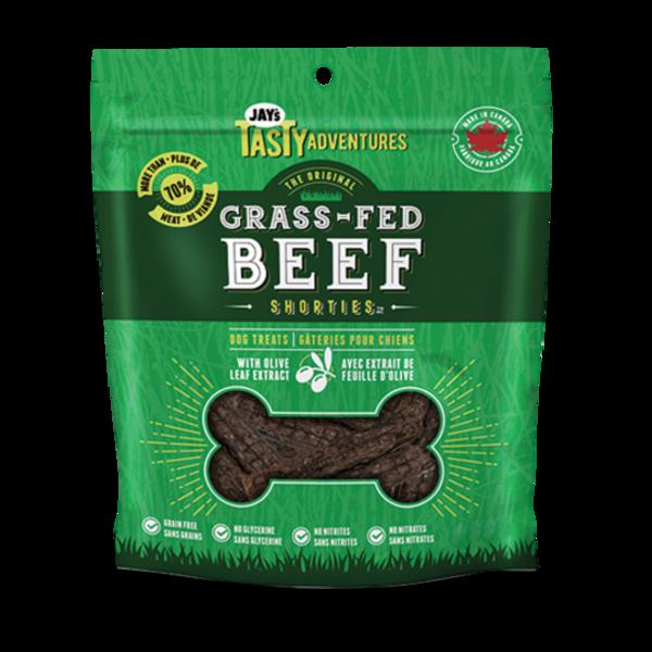 Jay's Tasty Adventures   Grass Fed Beef Shorties 85g | artloversgallery
