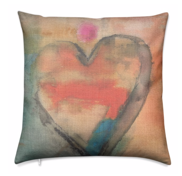 Pillow Hearts 1 | Stephanie Visser Fine Art