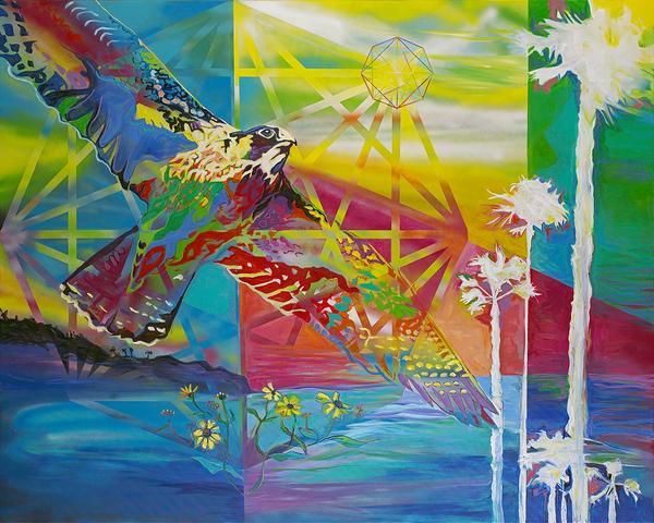 Falcon Art | Emily Tanaka - Have to Create