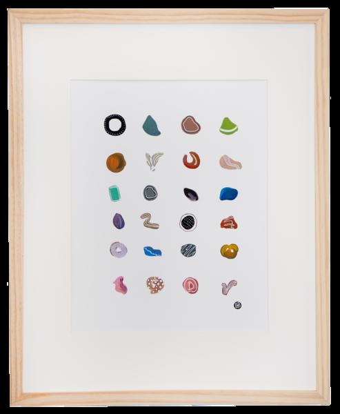 Tiny Treasures Art | Meredith Steele Art