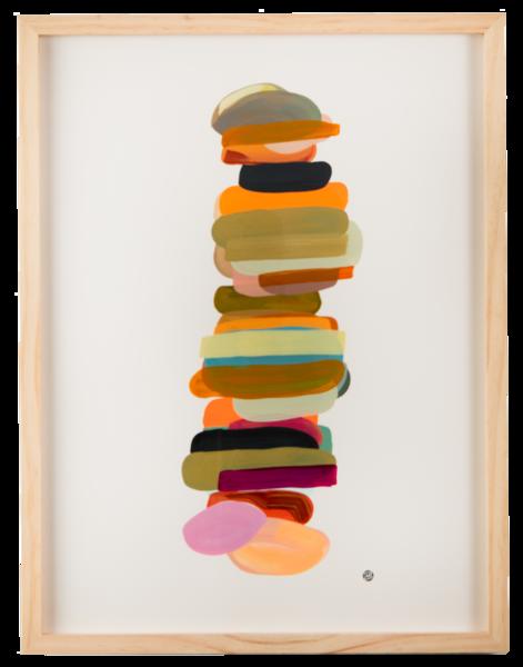 Kula Rocks Art | Meredith Steele Art