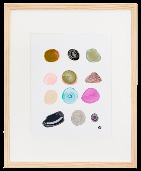 Baldwin Beach Finds Art | Meredith Steele Art