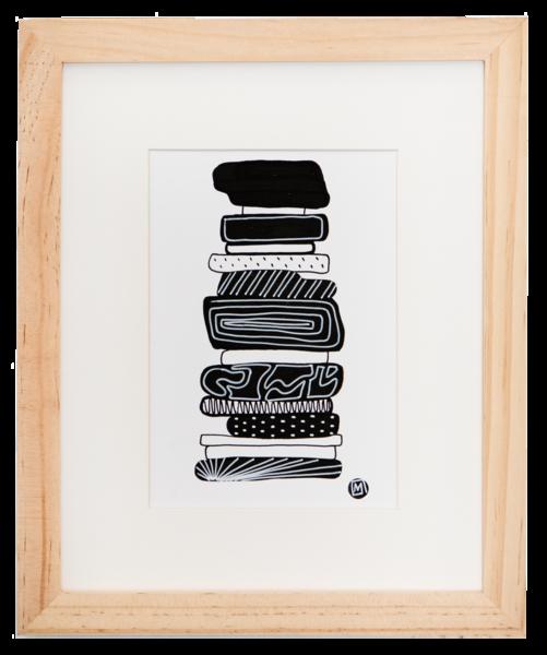Treasures I Art | Meredith Steele Art