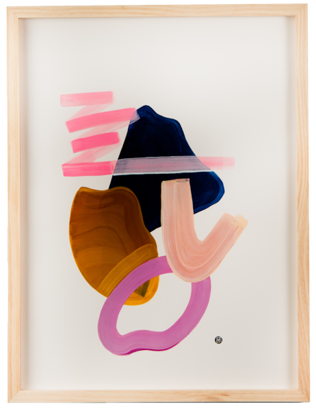 Ho'okipa Lookout Art | Meredith Steele Art