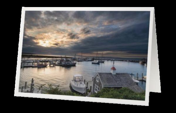Menemsha Harbor Sunset | marcyephotography