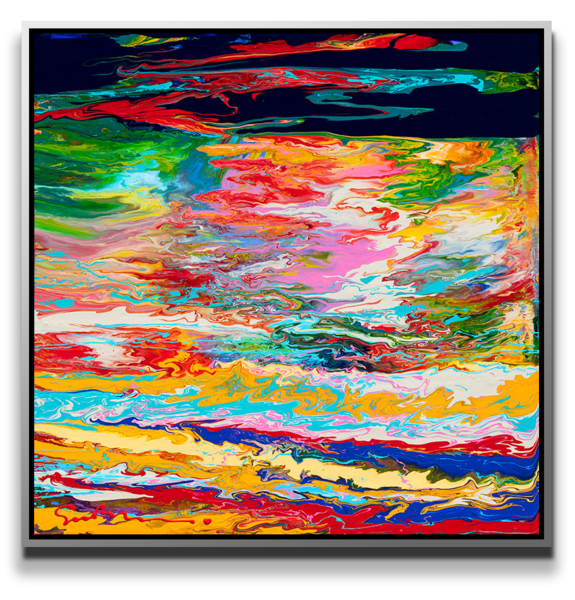 Coat Of Many Colors [Sold] Art | MEUSE Gallery