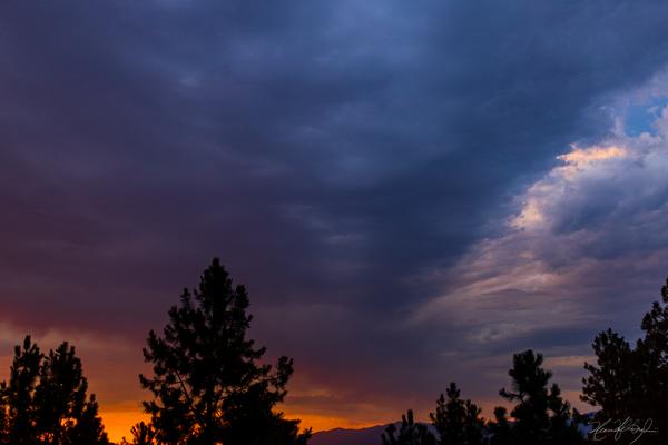 Sunset Art | Love, Meera