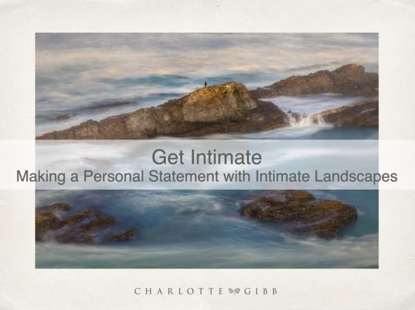 Online Workshop | Charlotte Gibb Photography