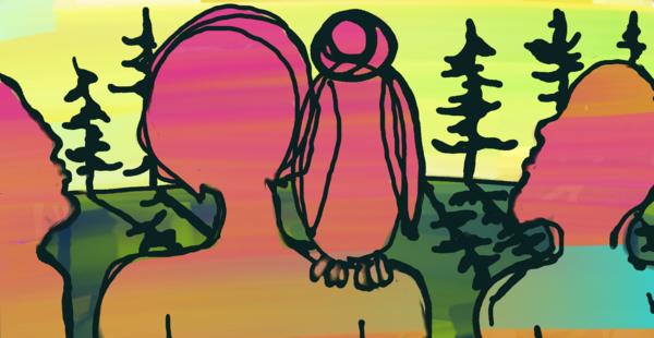 Owl Guide Art | laineek