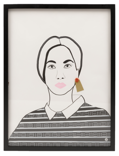 Olive Art | Meredith Steele Art