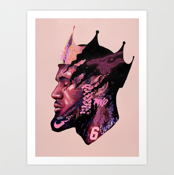 Raised And Seated (Limited To 300)  Art | GINOZKO