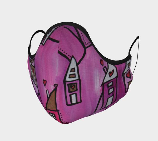 You Belong (5) Facemask   Consciously Creative Gallery - CTU Inc.