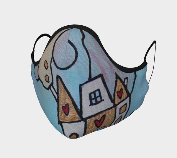 You Belong (6) Facemask   Consciously Creative Gallery - CTU Inc.