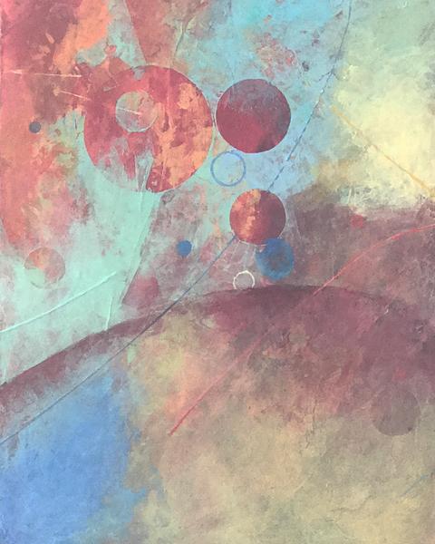 Uncertainty Principle 2 Art | mariannehornbucklefineart