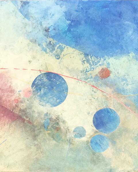 Uncertainty Principle 3 Art | mariannehornbucklefineart