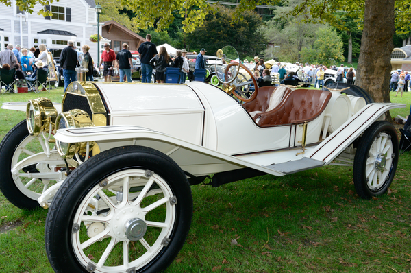 1911 Marmon Profile Photography Art | Eric Hatch
