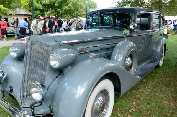 1934 Packard 12  Photography Art | Hatch Photo Artistry LLC