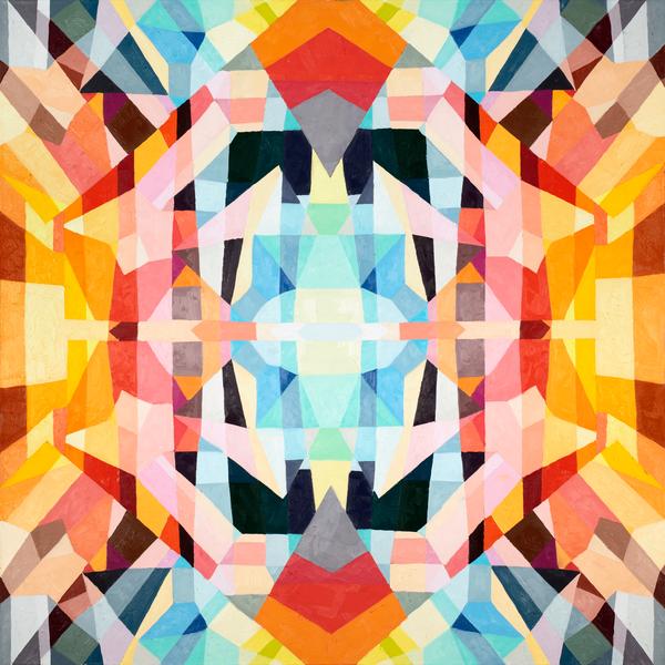 Kaleidoscopic Dream (Ar) Art | Mindbender Art