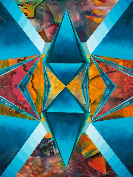 Points Of Perception (Ar) Art | Mindbender Art