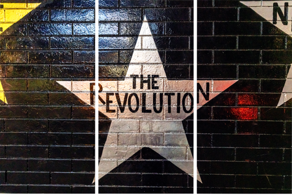 The Revolution Star   Acrylic Panel Art Photography Art | William Drew Photography