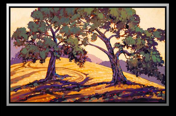 Oaks [Sold] Art | MEUSE Gallery