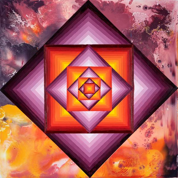 Breath Out (Ar) Art | Mindbender Art