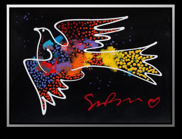 Wings Of Heaven Xix Art | MEUSE Gallery
