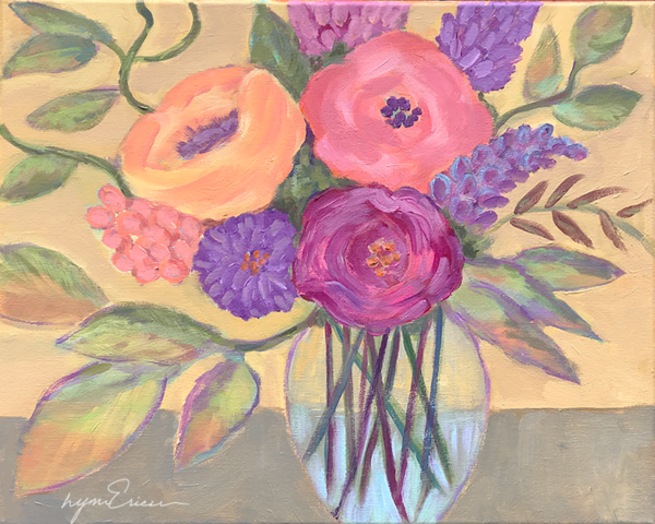 Sunny Side Up Art | lynnericson-fine-art.com