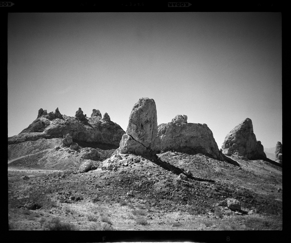 Trona Pinnacles 8.2 Photography Art | Julian Whatley Photography