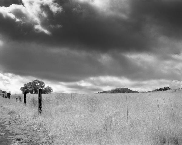 California Landscape Film Photography - Malibu Countryside