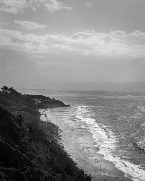 California Landscape Photography - Nicholas Canyon Beach - Malibu