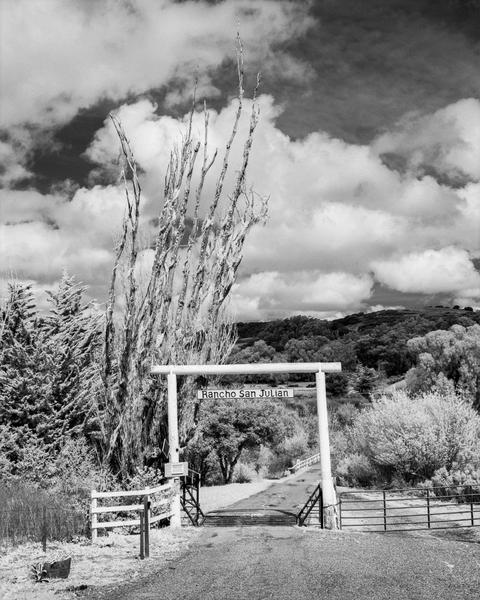 California Landscape Photography - Historic California Ranch