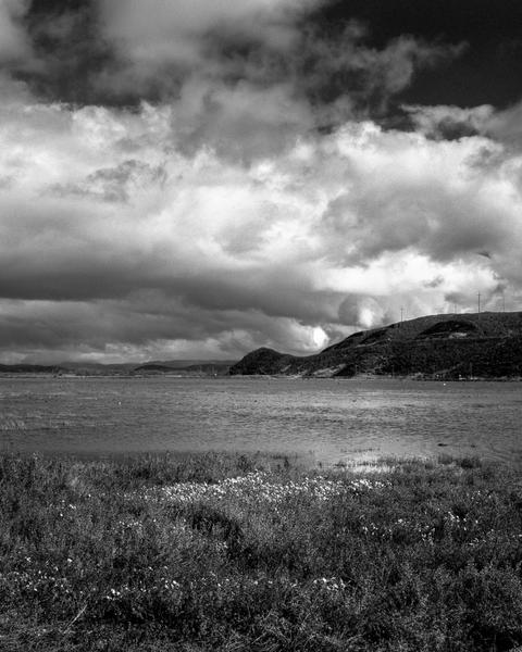 California Landscape Photography - Santa Ynez River Estuary