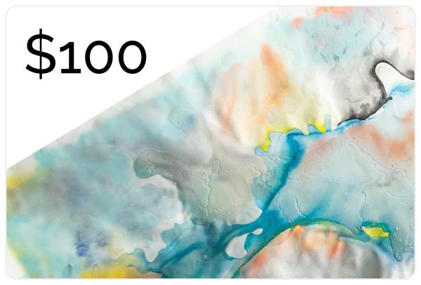 $100 Gift Card | Paint Social
