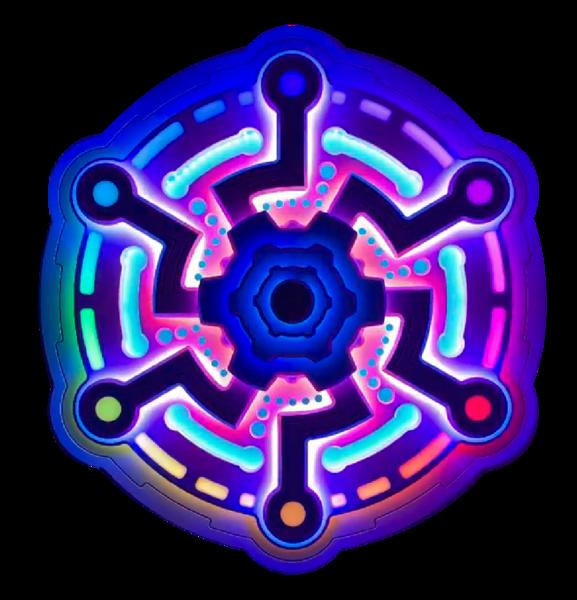 Mesmerator Second Edition Art | PhotonicBliss