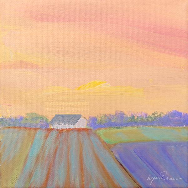 Rainbow Farm Art | lynnericson-fine-art.com