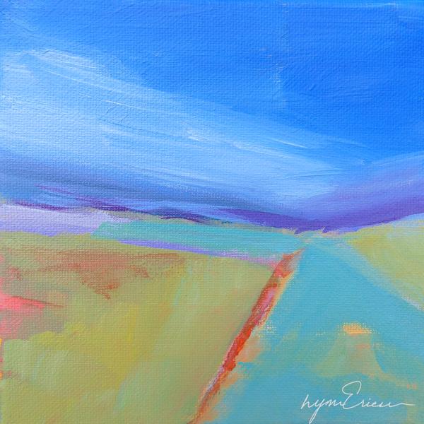 Cerulean, Cobalt & Violet Art | lynnericson-fine-art.com