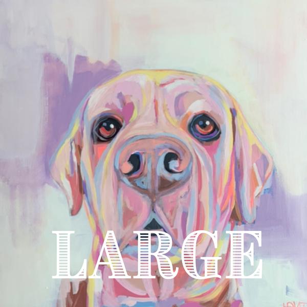Rainbow Large | Lesli DeVito