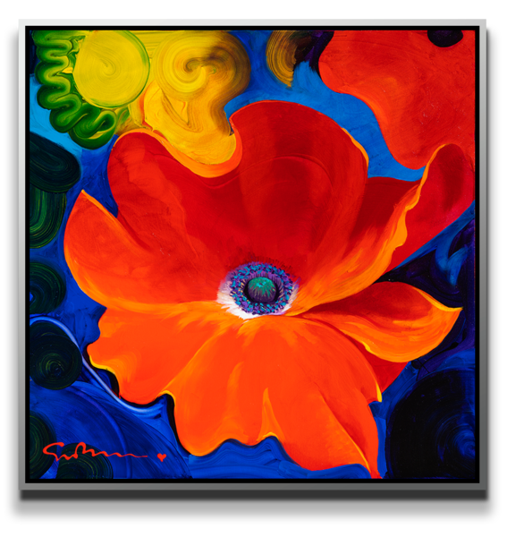 "Simon Bull Available Original Painting - ""Remember Me"""