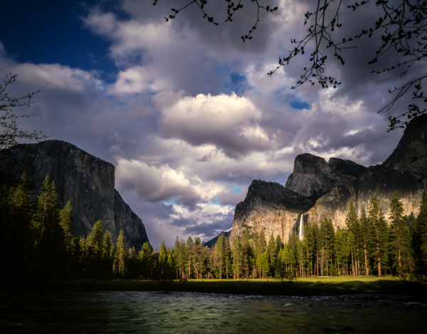 Gates Of The Valley Color Photography Art | Robert Vielee Photography