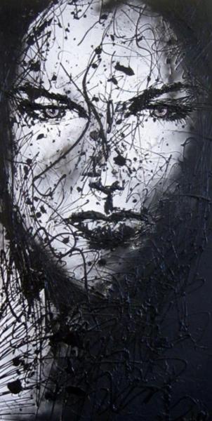 Face #12 Art | Asaph Maurer