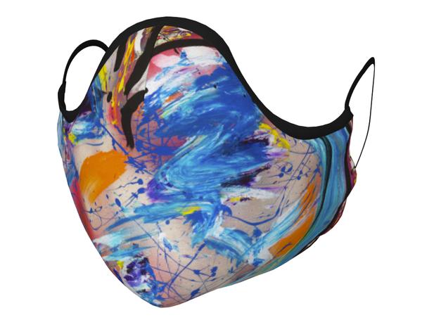 Blue Love | Face Mask