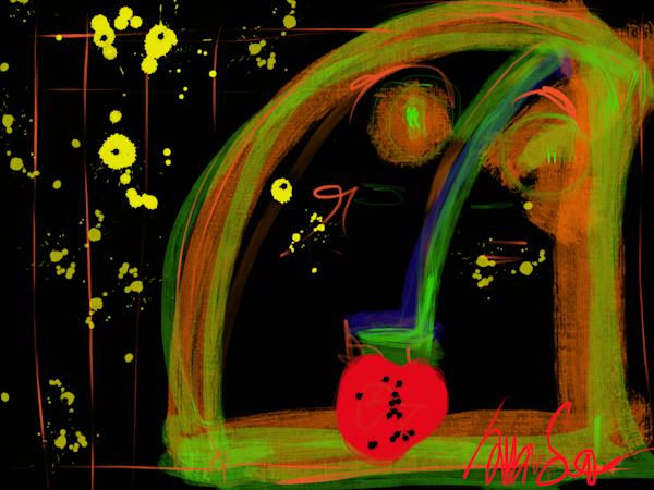Pumpkin Eater Art | Susan Fielder & Associates, Inc.