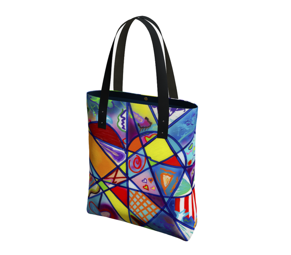 Love Crossing | Urban Tote Bag