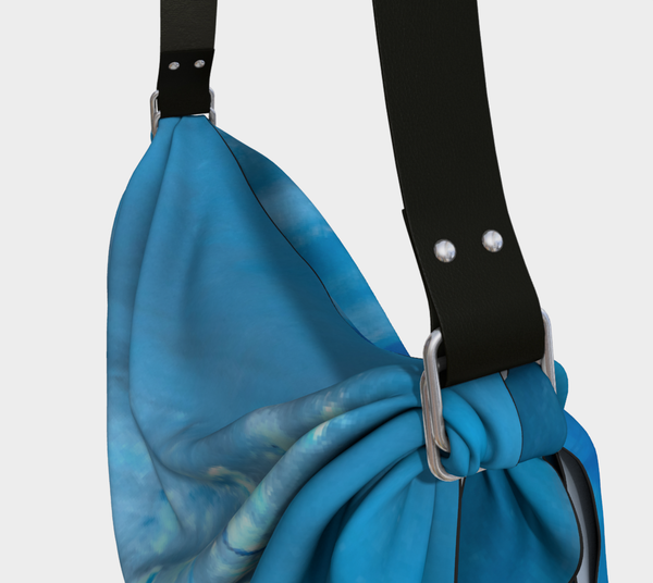 Origami bag designed by fine artist