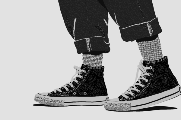Tokyo Shoes, Black And White Art   Davida Fernandez Studio