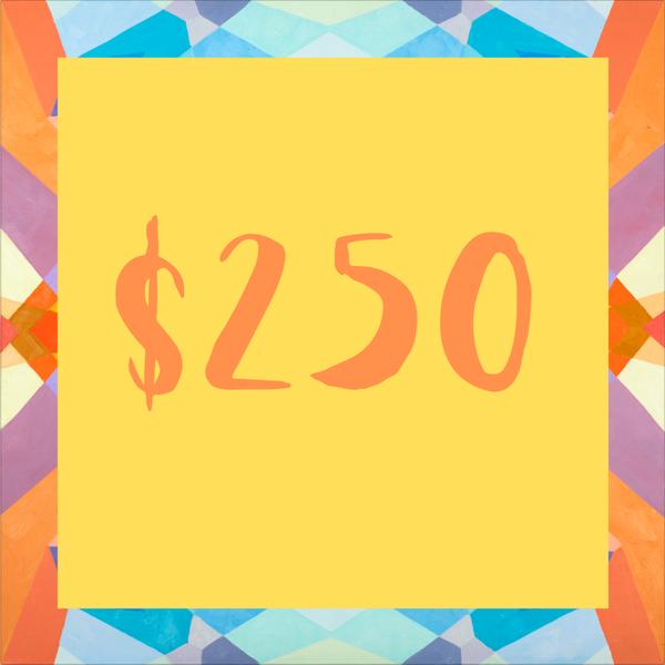 $250 Gift Card | Mindbender Art