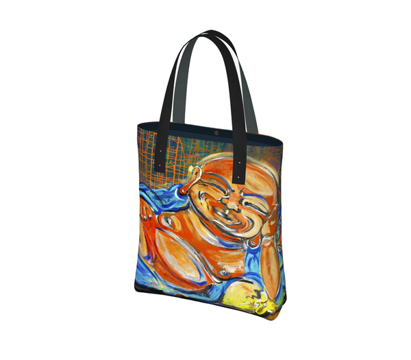 The Funky Buddha | Urban Tote Bag