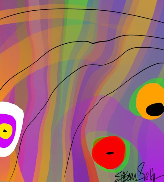 Shrouds Of Color Bend The Air Art | Susan Fielder & Associates, Inc.